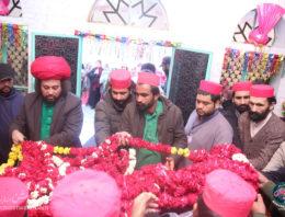 Chaddar Poshi on Urs Peer Khaki Shah RA
