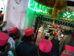 Lahore Shrines Visit