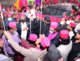 Mastwaar House Inauguration & Flag Hosting Ceremony